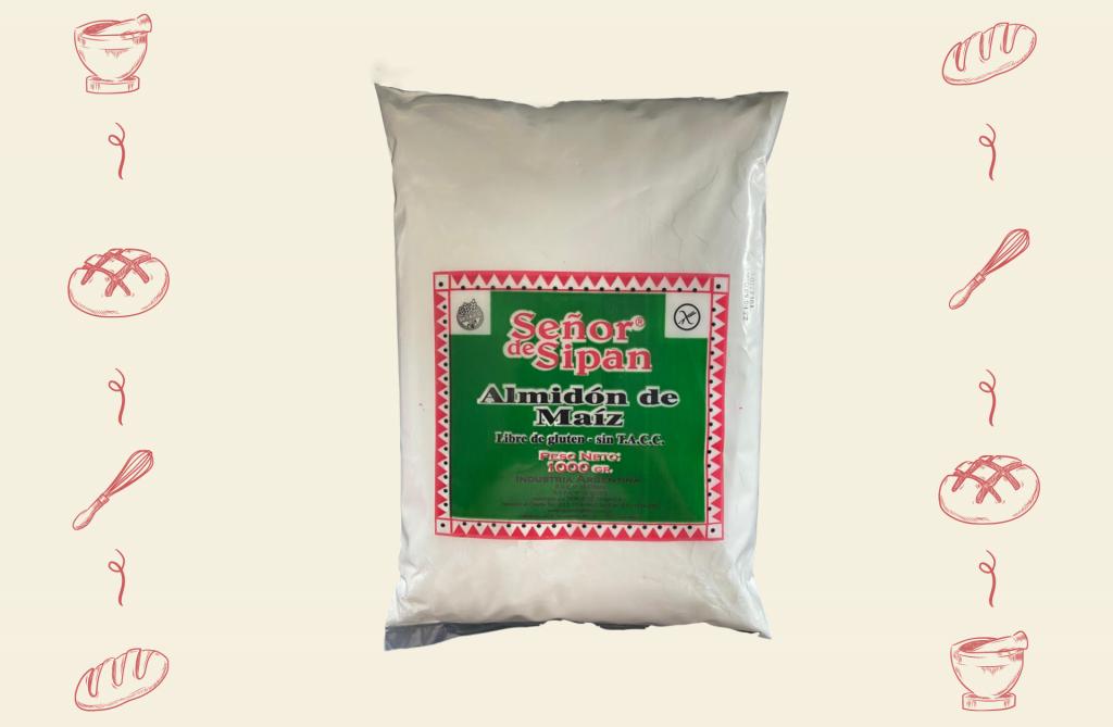 Señor de Sipán Alimentos para celíacos - producto Almidón de maíz