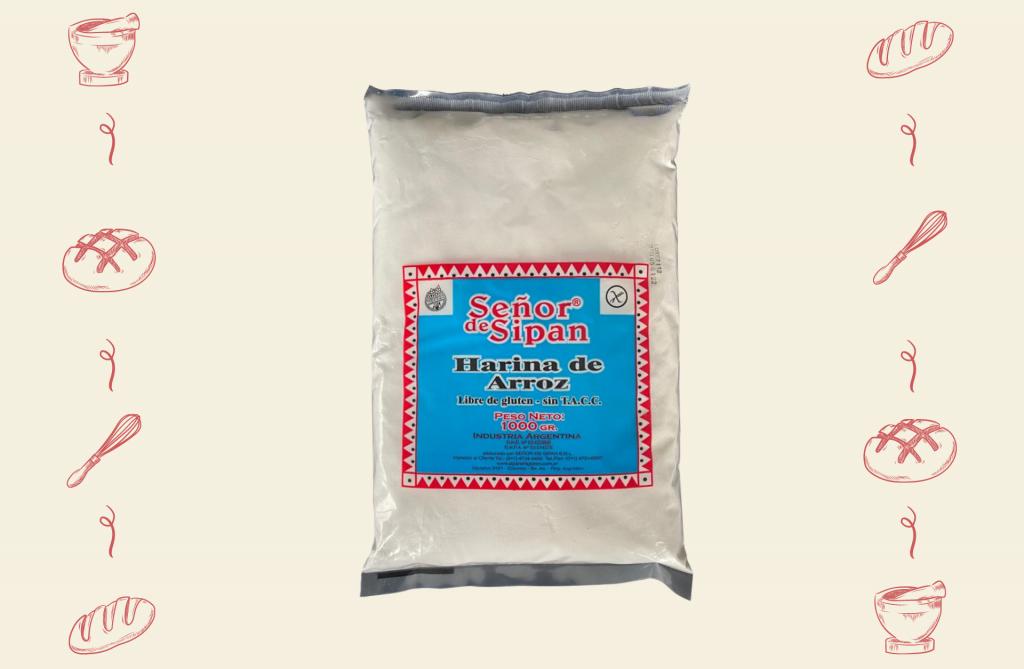 Señor de Sipán Alimentos para Celíacos - Producto Harina de arroz