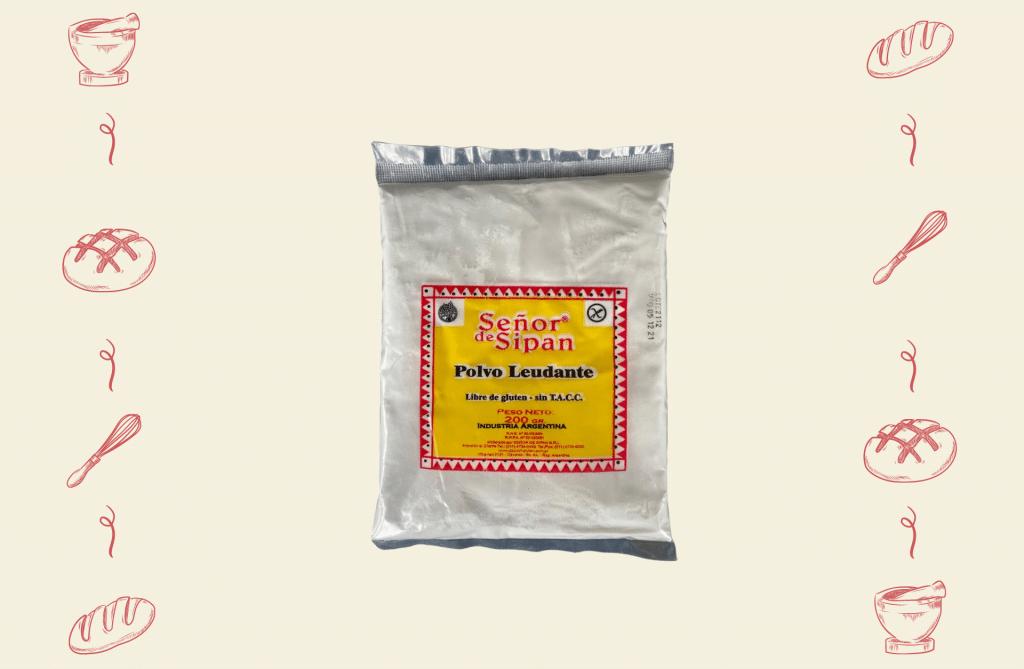 Señor de Sipán Alimentos para Celíacos - Producto Polvo para hornear