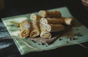 Recetas sin gluten Señor de Sipán crepes de todos los sabores